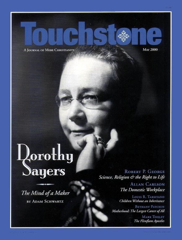 an analysis of an article on christianity by dorothy l sayers Dorothy leigh sayers was an english writer and scholar, born at oxford in 1893, the only child of an anglican clergyman  a devout christian  dorothy l sayers.
