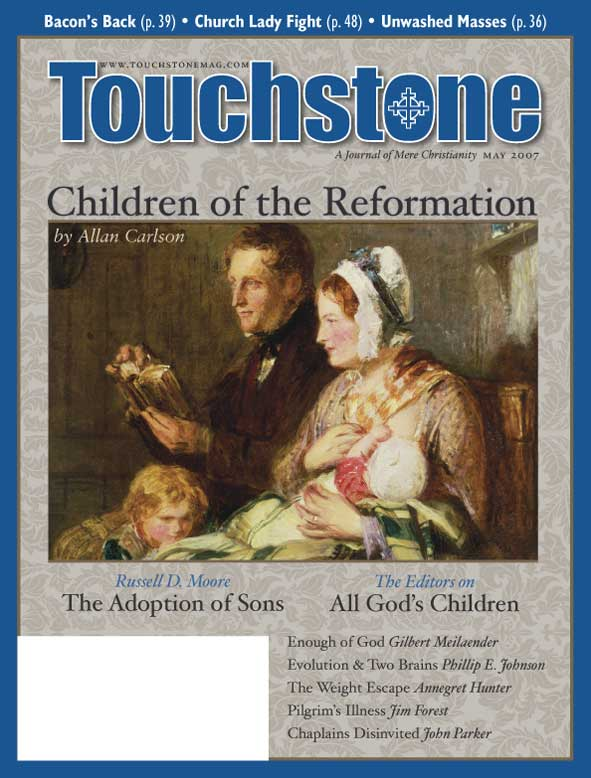 Benediction Fiction: The Touchstone Archives